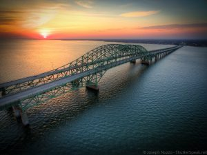 Great South Bay Bridge. Click to see the image larger.